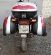 Бічні межі на мотоцикл