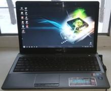 Gaming laptop Asus K52J (core i3, 4 giga, powerful video card)