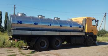 Изготовление, ремонт автоцистерн, водовозов, молоковозов