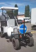 Машина разметочная для нанесения холодного пластика и краски