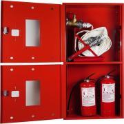 Пожежні шафи (ШП, ШПК, шпо). Широкий вибір від виробника