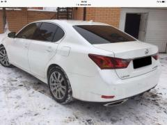 Rear bumper Lexus GS 250 2015