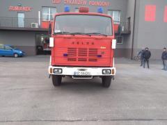 Рятувальна машина хімічна служба Jelcz P 415/2