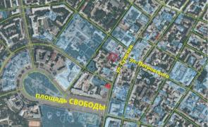 Sell land 10 hundred on the street Sumy Kharkov