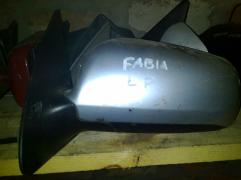 Sell original Skoda Fabia mirror left driver side
