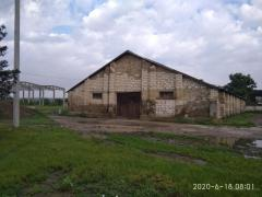 Sell warehouse 608 sq m in the village of Odessa region