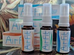 Spray Air Fit antibacterial, antiseptic. At an affordable price