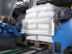 Stretch Hood system, equipment for packing in stretch-hood film for