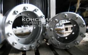 Tractor discs wide narrow double