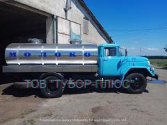 Virobnistvo, servicing and repair of tankers